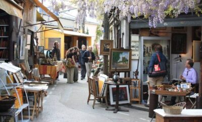 Shopping in Paris: markets, boutiques, and kiosks