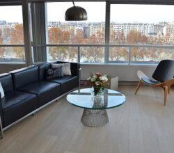 modern apartment hotel