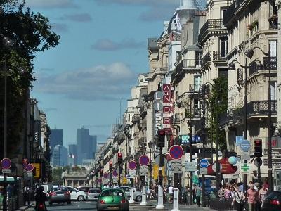 rue de rivoli shopping streets