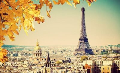 Events in Paris, Fall 2021